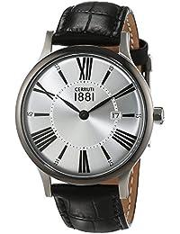 Cerruti 1881Men's Watch Siena Analogue Quartz Leather CRA099W212°C