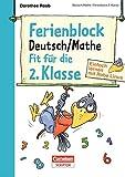 Einfach lernen mit Rabe Linus - Deutsch / Mathe Ferienblock 2. Klasse
