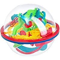 Puzzle bola laberinto 3D | Pelota pasatiempos laberinto | Juego Puzzle mágico intelecto educativo | Esfera puzle didáctica PERPLEXUS | Puzzle 3D rompecabezas - Peluches y Puzzles precios baratos