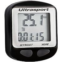Ultrasport 331500000647 Ordinateur de vélo Mixte Adulte, Noir