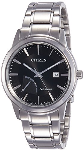 Citizen Herren Analog Quarz Uhr mit Edelstahl Armband AW7010-54E