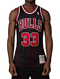 Scottie Pippen Chicago Bulls Mitchell & Ness Authentic 1995 Alternate NBA Jersey Maillot