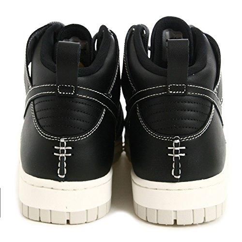 Nike Dunk Cmft Wb, Scarpe da Basket Uomo, Blu Nero / Bianco / Grigio (Black / Black-Dark Grey-Lght Bn)