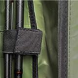 ARAPAIMA FISHING EQUIPMENT Rutentasche Rod Case Angelkoffer mit 3 Fächern, Verschiedene Längen wählbar - Oliv - 170 cm Vergleich