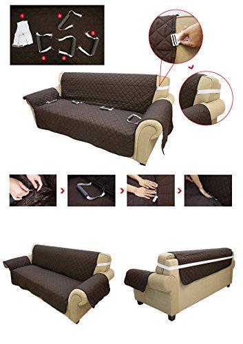 kinlo sofahusse1sitzer177x56blau sofa berwurf f r haustier top sofa abdeckung sesselauflage aus. Black Bedroom Furniture Sets. Home Design Ideas