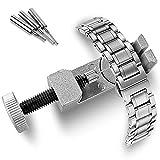 Verstellbares Metall Uhrenarmband-Reparatur-Set zum Entfernen von Verbindungsstiften