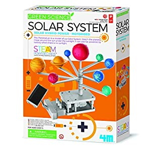 4M- Sistema Solar motorizado, (00-03416)