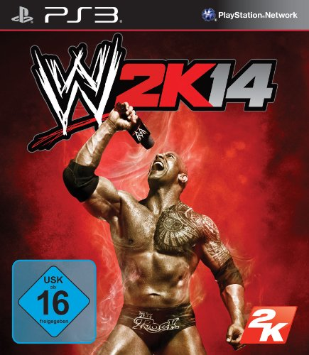 WWE 2K14 - [PlayStation 3] (Ps3-wwe-wrestling-spiele)