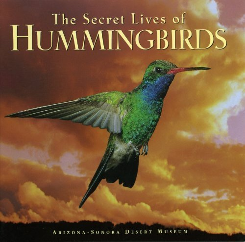 The Secret Lives of Hummingbirds by David Wentworth Lazaroff (4/1/1995)