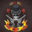 GUNS N' ROSES - LIVE AND LET DIE: 4 CD SET