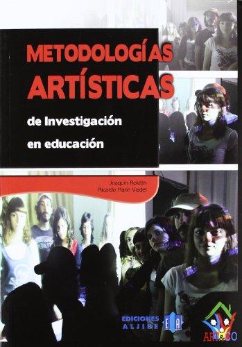 Metodologias artísticas de investigación en educación (Art&co)