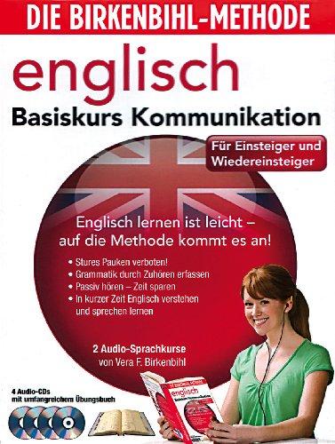 Audio-Sprachkurs Birkenbihl Englisch Basiskurs Kommunikation