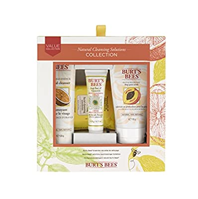 Burt's Bees Natural Cleansers Collection - 4-Piece Gift Set