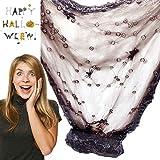 Lyme-Schlamm Halloween Spinne Flache Perlen Spinnen-Farben, die Wolken-Schlamm-Schlamm-klebenden Druck-Kinder-Lehm-Spielzeug mischen Sisit (Mehrfarbig A)