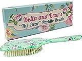 Haarbürste von Bella and Bear, diese Bear-Bürste ist die beste Paddlebürste für Ihr Haar. Unsere...