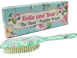 Brosse à cheveux, la brosse bear est la meilleure brosse pour vos cheveux. Nos brosses paddle sont géniales pour tous les types de cheveux. Notre brosse à chaque paddle fait un bon cadeau pour les femmes.