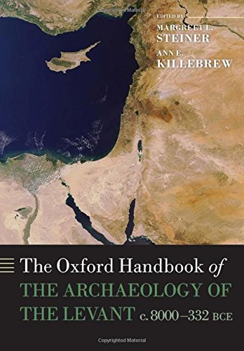 the-oxford-handbook-of-the-archaeology-of-the-levant-c-8000-332-bce