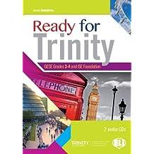 Ready for Trinity. GESE grades 3-4 and ISE foundation. Per la Scuola media. Con e-book. Con espansione online