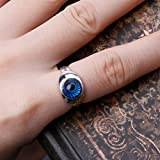 Autone Magic Eye Form Farbwechsel Mood Ring Emotion Gefühl Temperatur Ringe