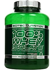 Scitec Nutrition Whey Isolate Schokolade, 1er Pack (1 x 2000 g)