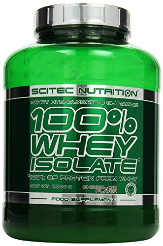 #Scitec Nutrition Whey Isolate Schokolade, 1er Pack (1 x 2000 g)#