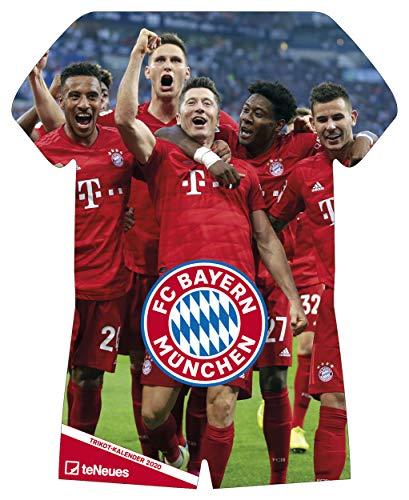 FC Bayern München Trikotkalender 2020