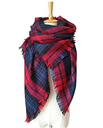 femmes-xjoel-cozy-tartan-scarf-wrap-etole-col-chale-chaud-plaid-pashmina-karo
