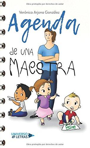 Agenda de una maestra por Verónica Arjona