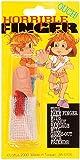 Horrible el dedo (dedo vendado con sangre)