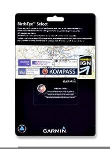 Garmin 010-11758-00 BirdsEye Select  Carte topographique données IGN / Téléchargement sur le web