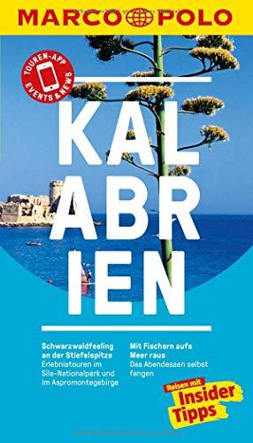 MARCO POLO Reiseführer Kalabrien: Reisen mit Insider-Tipps. Inkl. kostenloser Touren-App und Events&News