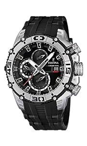 Reloj Festina 16600/2 de cuarzo para hombre con correa de plástico, color negro de Festina