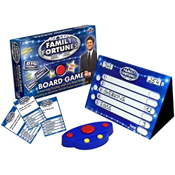 Drumond Park Family Fortunes Board Game ┃ Cheapest