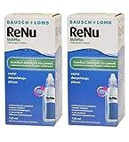 Bausch & Lomb ReNu MULTIPLUS Fresh Lens Comfort Pflegemittel für weiche Kontaktlinsen 2 x 120ml