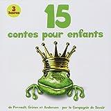 15 des plus beaux contes pour enfants (1CD audio)