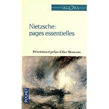 Nietzsche : pages essentielles