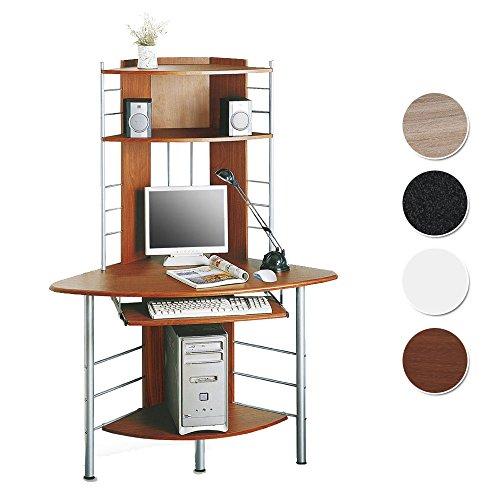 SixBros Eck-PC Schreibtisch sehr platzsparend