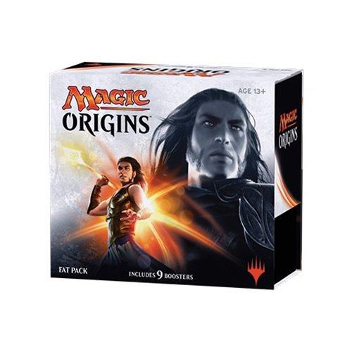Magic the Gathering MTG-ORI-FP-EN - Origins Fat Pack, English