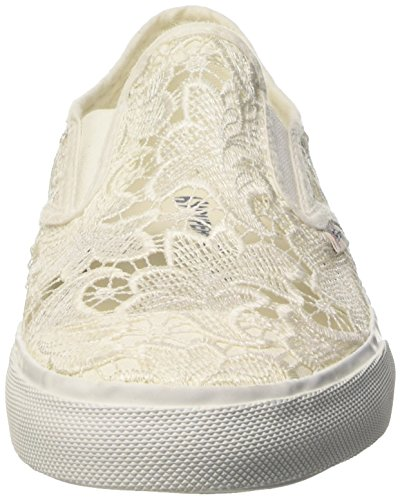 Superga 2311-Macramew, Mocassini, Donna 901 White