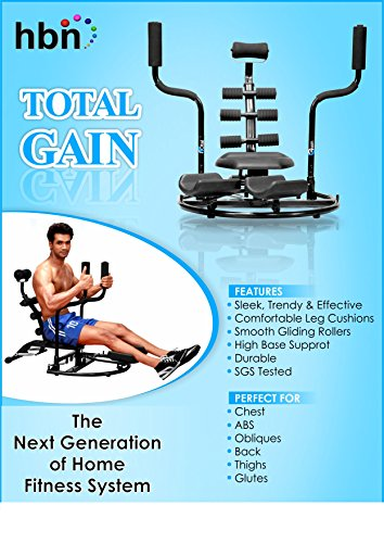 Telebrands (Original Brand Owner) HBN Total Abdominal Trainer