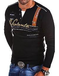 MT Styles 2in1 Longsleeve ADVENTURE T-Shirt R-0663