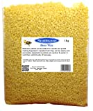 Mouldmaster 1 Kg Bees Wax, Golden Yellow
