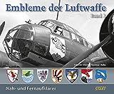 Die Embleme der Luftwaffe: Band 1, Nah- und Fernaufklärer