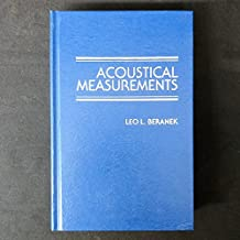 Acoustical Measurements