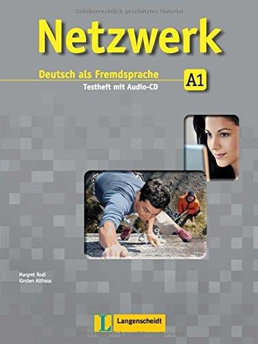 Netzwerk: Testheft A1 MIT Audio-CD by Kirsten Althaus (2013-02-01)