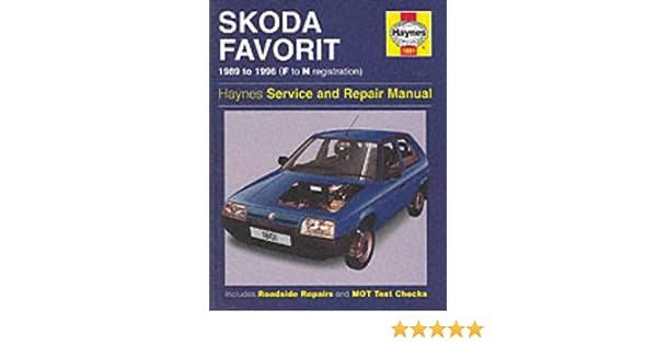 skoda favorit service and repair manual haynes service and repair rh amazon co uk skoda favorit forman service manual.pdf skoda favorit service manual pdf