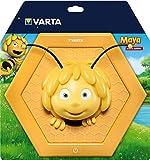 Varta Ape Maja Lampada da Parete LED per la Cameretta dei Bambini, 3 Batterie AA Incluse, con Touchscreen e Funzione di Spegnimento Automatico