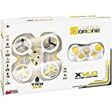 Ultradrone X14.0 Flash Copter - Drone con luces y radiocontrol (Mondo 63012)