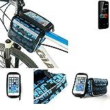Fahrrad Rahmentasche für Allview P6 eMagic,
