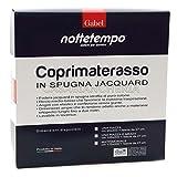 Coprimaterasso Gabel Nottetempo in spugna jacquard-Matrimoniale